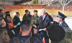 Ген. Матеев: Изграждането на полева болиница е пример за взаимодействие между армия и местна власт