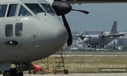 Медицинска евакуация на военнослужещ от българския контингент в Косово