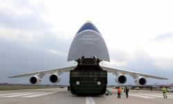Стратегическият въздушен транспорт на НАТО достави медицински материали и на Словакия