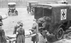 Епидемии по време на война