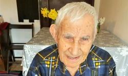 Най-възрастния ветеран от Втората световна война  е на 107 години!
