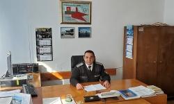 Флотилен адмирал Велков пое командването на Флотилия бойни и спомагателни кораби