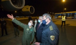 Капитан Жасмина Христова докара медицинската помощ от Китай