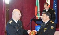 Награди във ВМС за празника