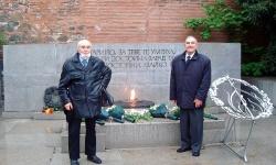 Почетохме българския воин