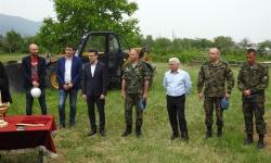 """Дадоха старт на ремонта на учебен център """"Црънча"""""""