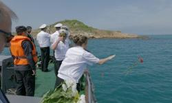 Почетоха паметта на загиналите военни моряци