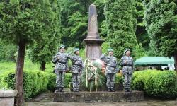 ВВВУ празнува и отдава почит на патрона си Георги Бенковски