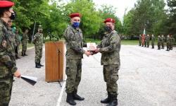 Формирования от състава на Втора механизирана бригада честваха своите празници