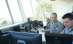 Курсанти от ВВВУ са на войскови стаж в изтребителната авиобаза
