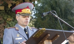 Бригаден генерал Стоян Шопов навърши 50 години и стартира патриотична инициатива