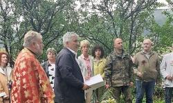 В Копривщица почетоха Тодор Каблешков