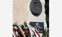 Президентът откри паметник на полк. Стефан Илиев