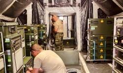 Националният мобилен модул по КИС на НАТО участва в симулационното  учение на НАТО