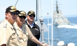 Военните моряци заслужиха високи оценки