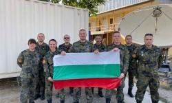 Военнослужещи се завърнаха след успешна мисия в Афганистан