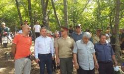 С военен ритуал почетоха Войводата Хаджи Димитър
