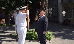 Отличиха военнослужещи за доблестната им служба във ВМС