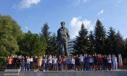 "67 нови курсанти прие ВВМУ ""Н. Й. Вапцаров"""