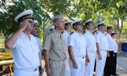 Честваха 69 години от създаването на дивизион противоминни кораби