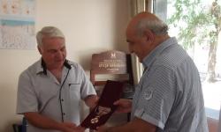 Заслужено признание за адмирал Петър Петров