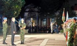 Президентът ще произнесе слово на тържествената заря-проверка в Пловдив