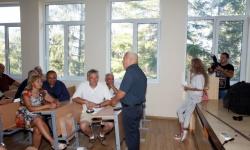 """30 години випуск """"Шипченски"""" отбелязаха офицери в Шумен"""