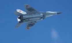 """Български МиГ-29 и гръцки F-16C/D прехванаха """"пътнически самолет, отклонил се от полетния план"""""""