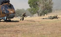 Съвместни треенировки на 61-ва Стрямска механизирана бригада и 24-та авиобаза – Крумово