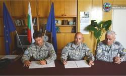 Военното формирование в Костинброд има нов командир