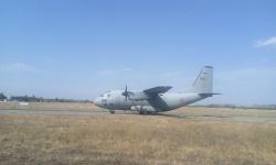 """Прехванахме румънски """"нарушител""""  Спартан C-27J и го принудихме да кацне на летище Граф Игнатиево"""