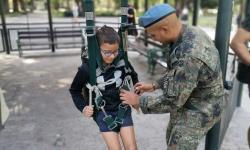 Проект в Пловдив запознава децата с военната професия