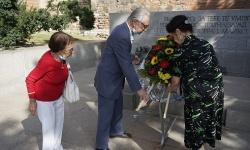 Ветерани и военноинвалиди отбелязаха Деня на мира