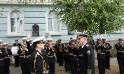 Откриха академична учебна година във Военноморското училище