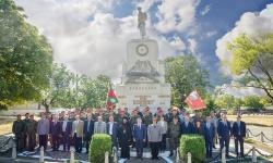 61 Стрямска механизирана бригада стана на 28 години