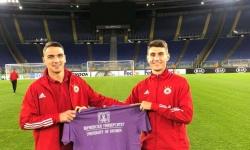 Двама шуменски студенти в големия отбор на ЦСКА