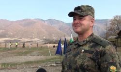 Бригаден генерал Деян Дешков към подчинените си: Гордея се с вас!