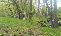 Със занятие по оцеляване завърши етап от обучението на кадети в авиационния Професионален сержантски