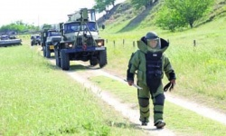 И в епидемията армията изпънява мисията си за принос към националната сигурност в мирно време
