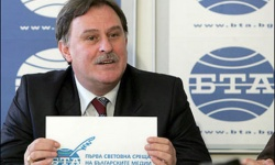 Почина генералният директор на БТА Максим Минчев