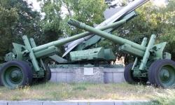 Честито на всички, които служат в органите на артилерийско въоръжение