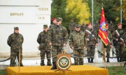 61-ва бригада отбеляза празника на Сухопътни войски