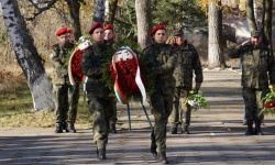 Сухопътните войски честваха своя боен празник