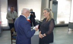 В Сливен връчиха руски и български юбилейни медали