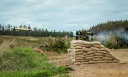 Естонската армия показа възможностите на ракетите SPIKE SP на израелската RAFAEL