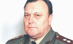 Съболезнования от командващия СКС до семейството на ген. Гиньо Тонев