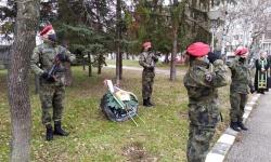 Панихида в памет на загинали български военнослужещи