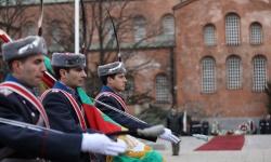 В София водосветът на бойните знамена ще бъде пред Паметника на Незнайния воин
