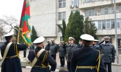 Богоявленски водосвет бе проведен в гарнизоните Варна и Бургас