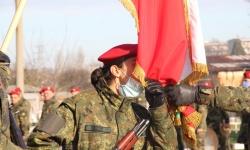 Новата година започна с военни клетви. На Ивановден в служба на Родината се врекоха 77 българи
